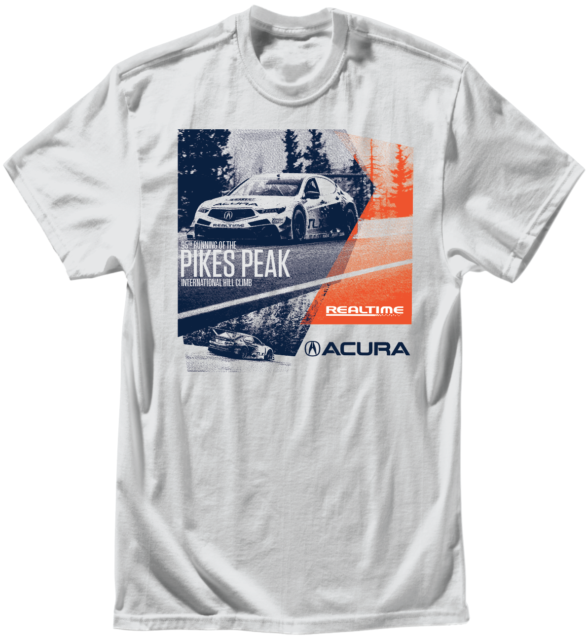 Store RealTime Racing - Acura shirt