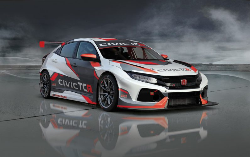 Realtime joins pirelli world challenge tcr battle with for Team honda purchase program