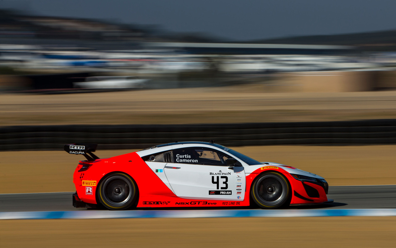 Realtime Back With Nsx Gt3 Evo In Gt World Challenge America Realtime Racing